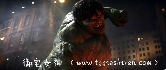 娱乐向爽片科幻电影《无敌浩克 The Incredible Hulk》非常社保值得一看!