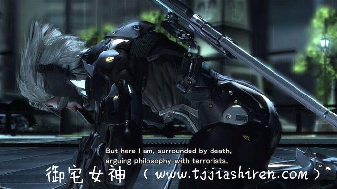 二次更新合金装备系列《潜龙谍影:复仇》剧照 实名制喜欢雷电 (微剧透)!