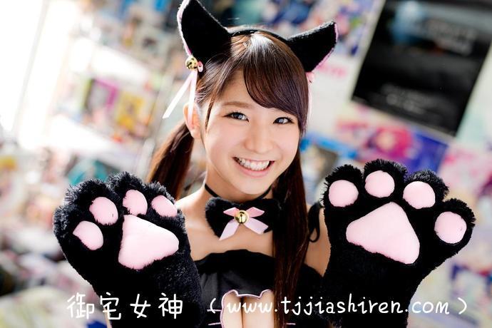 ABP-597 出道即巅峰的熊仓祥子本色出演在动画工作室扮演可爱的撩人猫咪!