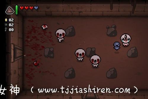 【心得】The Binding of Isaac: Rebirth《以撒的结合》 关于游戏的一点想法!