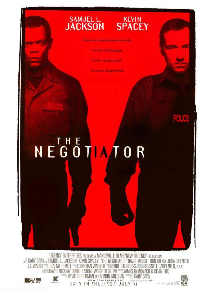 【电影影评】从1998年的《谈判专家》到2015年的《神奇四侠》什么才能称之为好的电影!