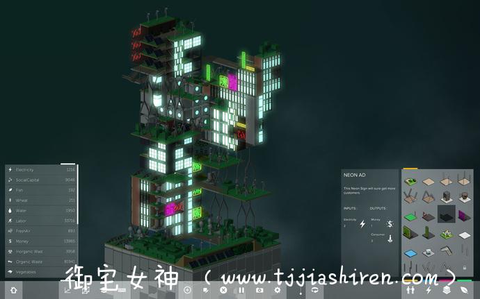 Block'hood「方邻」,一起来看小世界里的大循环,开启疯狂建造模式!