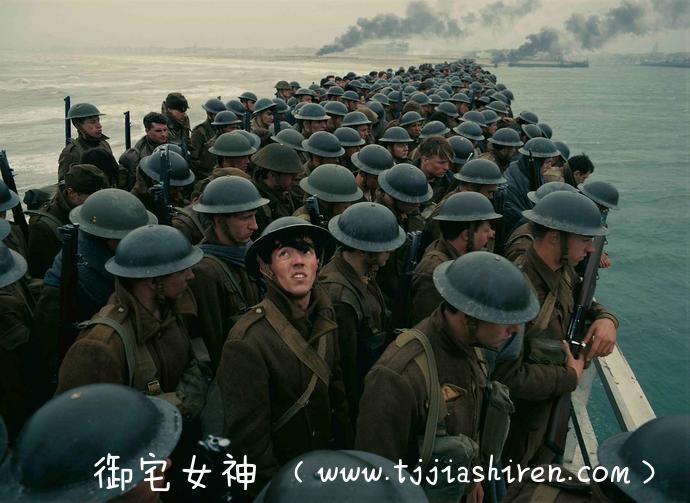 《敦刻尔克 Dunkirk》:数十万人被困在战争的绝境中,迎向他们的是家!