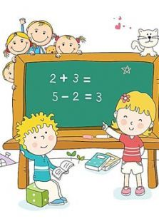 开心乐园幼儿数学算算看(第二季)