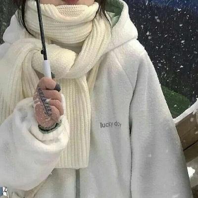 适合冬天的女生头像真人图片