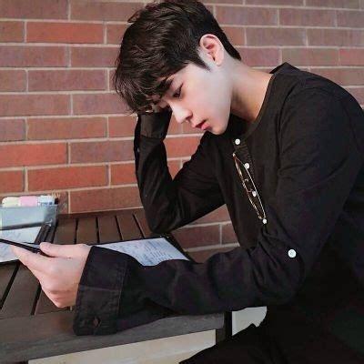 手机控男生头像高清韩范