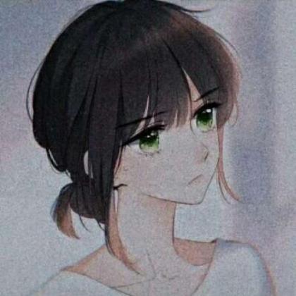 可爱头像动漫女生图片