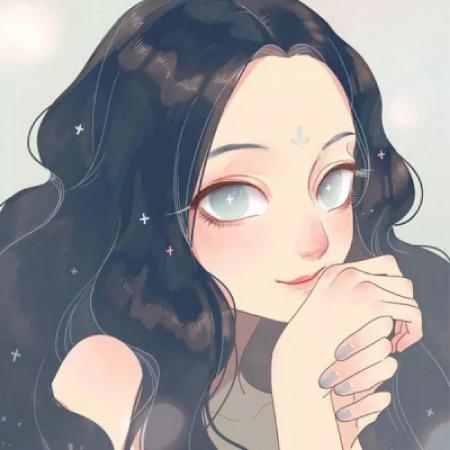 超美动漫女生头像图片