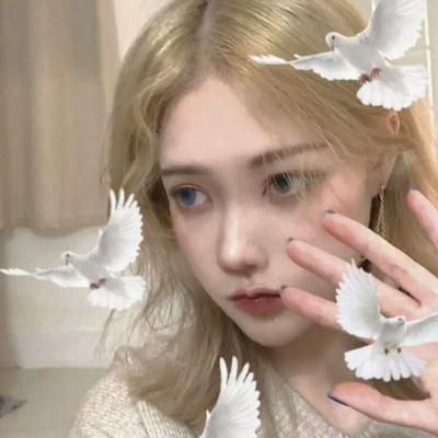 超好看的女生头像仙女真人图片