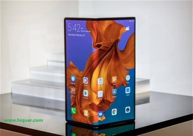 Huawei Mate X: 折叠屏幕让世界再次关注中国创造