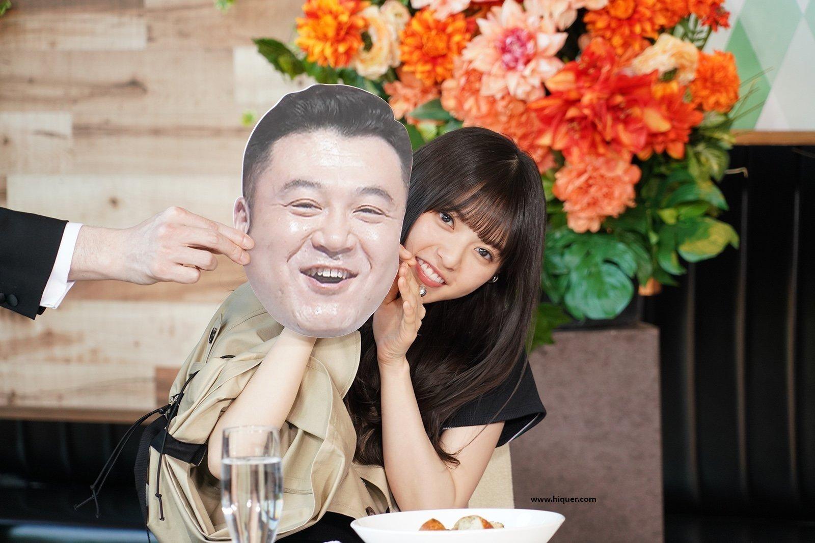 斋藤飞鸟出席美食节目:点餐不手软、表演架子鼓 福利吧 第1张