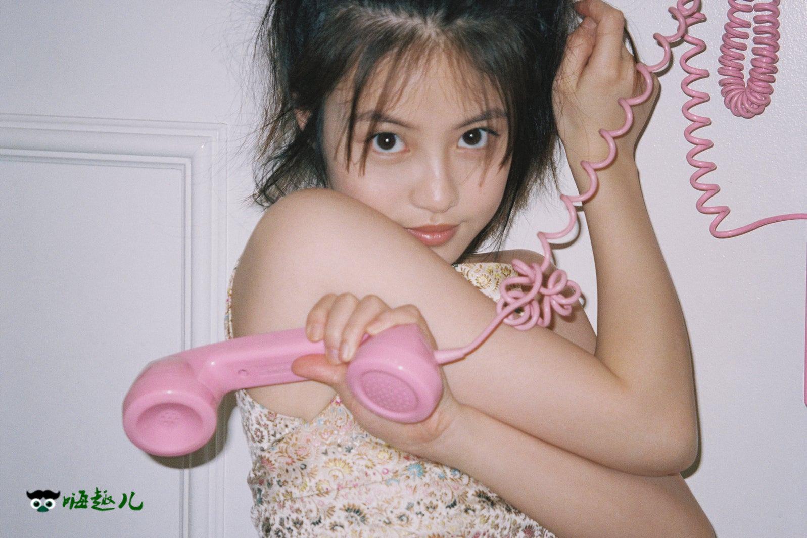今田美樱将发首部时尚写真书:《今田美桜スタイルブック》