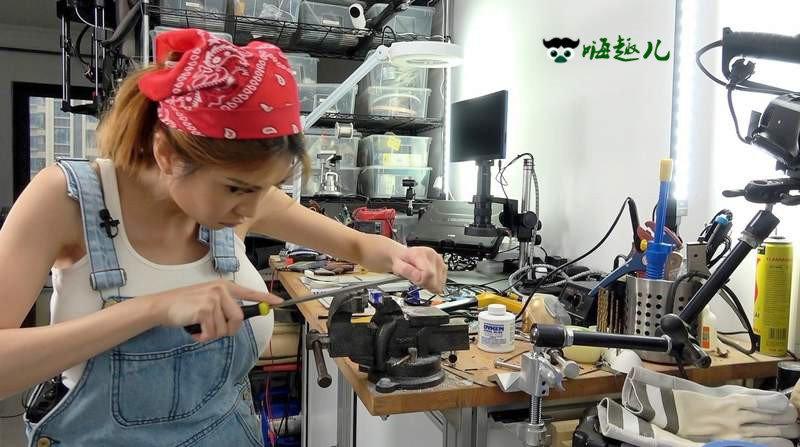 来自深圳的美女工程师SexyCyborg