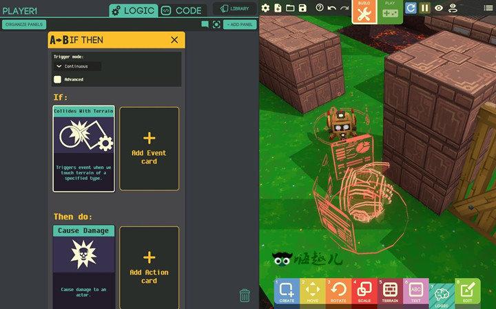 谷歌免费游戏Game builder上手攻略 老司机 第9张
