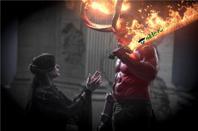 【地狱男爵:血皇后崛起】从地下爬出的巨型怪兽们残忍虐杀人类 有人来拯救他们吗? 福利吧 第4张