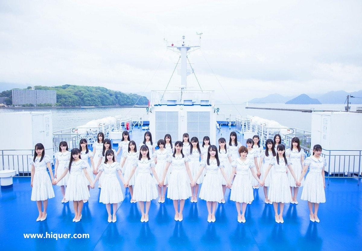 """STU48 出道连续三支单曲夺冠军:偶像界最会""""开船""""的女孩们 福利吧 第2张"""