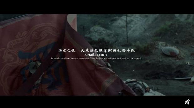 中国银联广告《大唐漠北的最后一次转账》,最好的国产广告没有之一