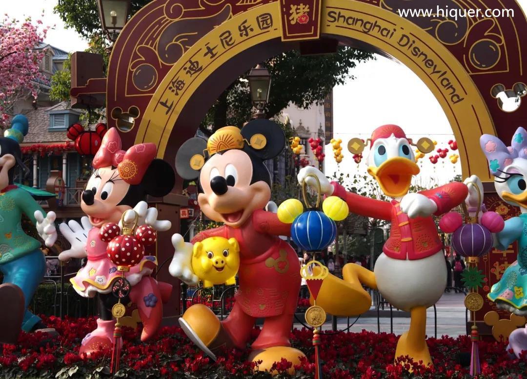 上海迪士尼出新规,带西瓜榴莲的人注意了 嗨头条 第1张