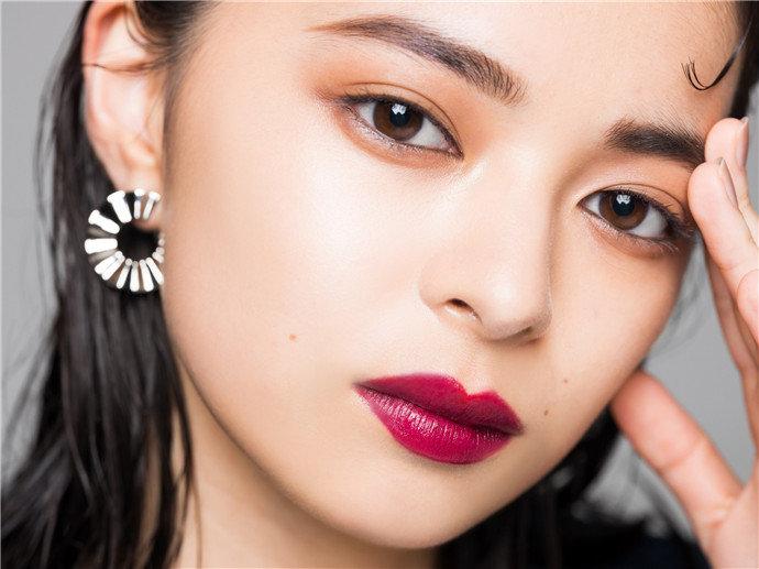 """上国料萌衣担当 VOCE 网站 Beauty Model :最强美少女的""""甜美""""与""""成熟 福利吧 第2张"""