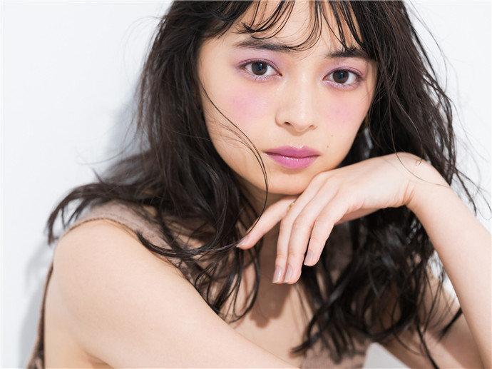 """上国料萌衣担当 VOCE 网站 Beauty Model :最强美少女的""""甜美""""与""""成熟 福利吧 第4张"""