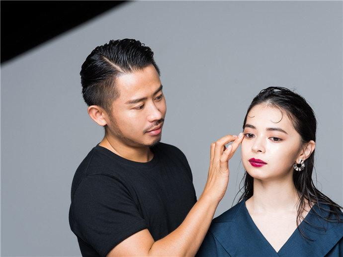 """上国料萌衣担当 VOCE 网站 Beauty Model :最强美少女的""""甜美""""与""""成熟 福利吧 第5张"""