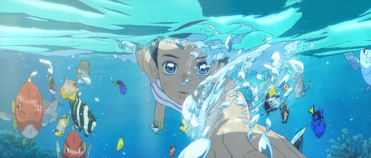 《海兽之子》:绝美到令人屏息的海洋世界 涨姿势 第2张