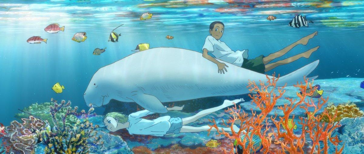 《海兽之子》:绝美到令人屏息的海洋世界 涨姿势 第3张