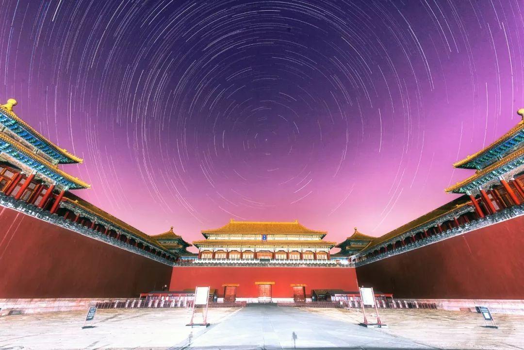 北京故宫风水系列:古代帝王″逆天″的野心插图(1)