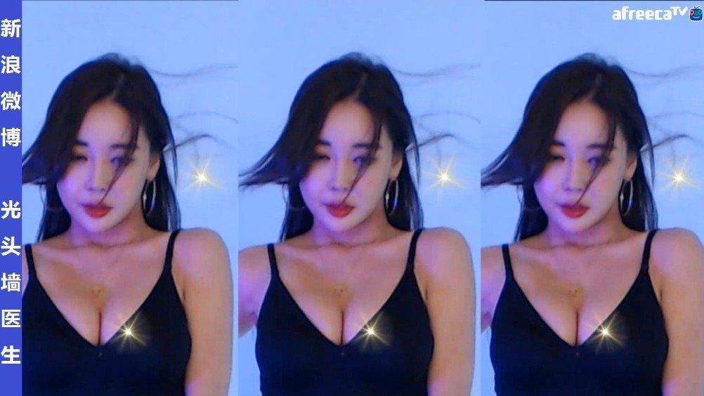韩国美女主播朴素恩박소은直播热舞剪辑20200218