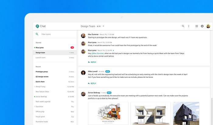 谷歌再砍通讯应用环聊Hangouts 2020年关停旧版 第1张
