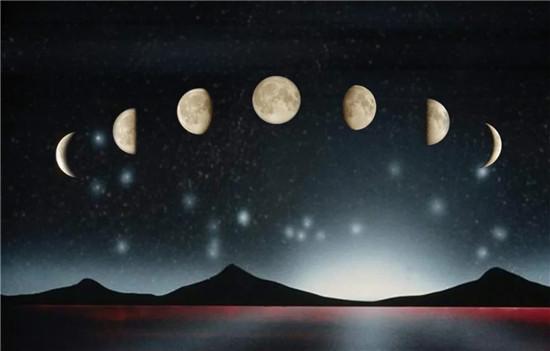 魔法与月相