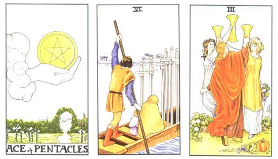 三个案例看塔罗牌阵解读,如何做,该避免什么