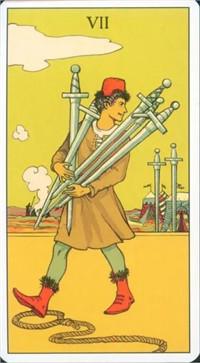 塔罗牌占卜:你的事业心有多重?