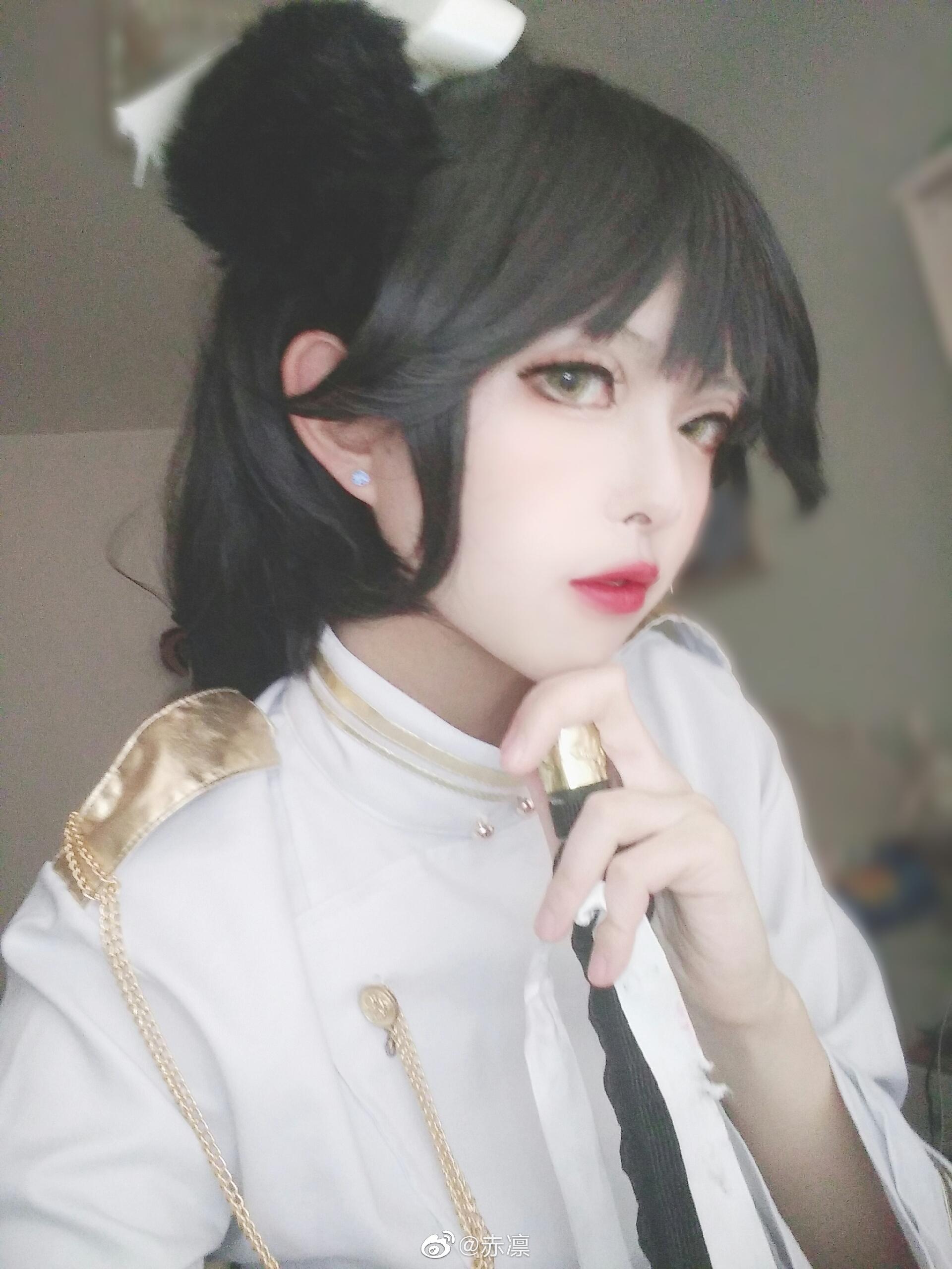 [cos试妆]碧蓝航线 高雄獒 COSPLAY-第8张