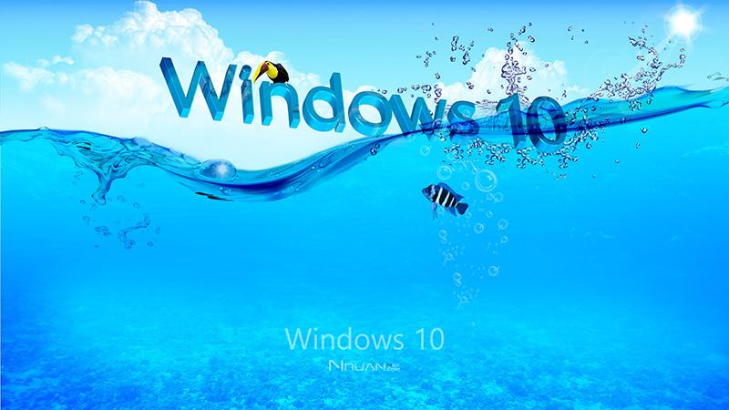 Win10 官方正式版下载的照片 - 3
