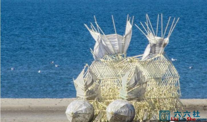 """""""海滩仿生兽""""-未来它们将会是这个星球的主人 liuliushe.net六六社 第9张"""