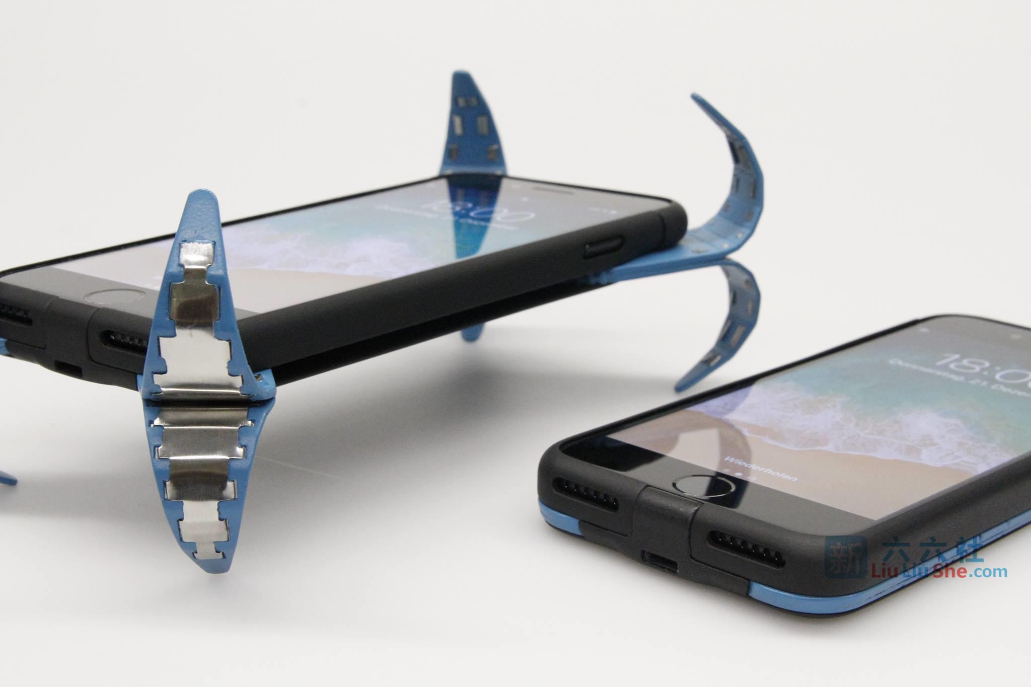 黑科技:给手机装上《安全降落装置》,价格超10块手机屏就无爱。