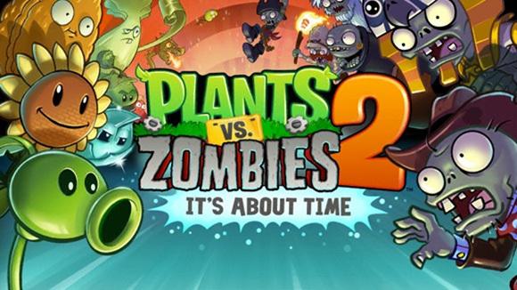 植物大战僵尸2国际版下载 植物大战僵尸2内购破解版下载