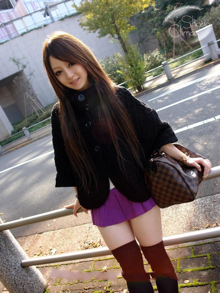 樱井莉亚Climax Shodo系列作品,诱人过膝袜美女![1V/434MB]