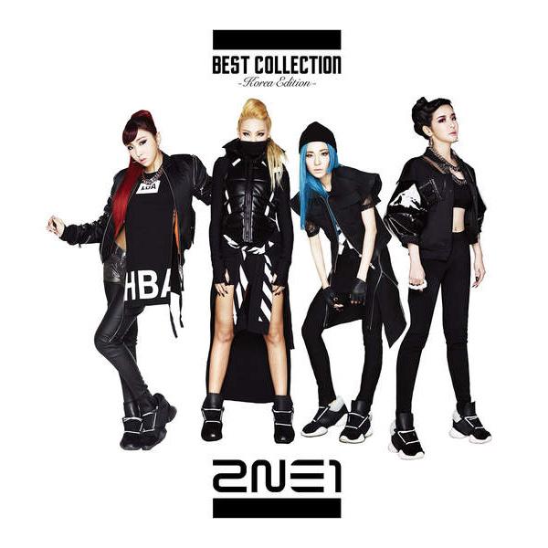 2NE1 - 2NE1 Best Collection(Korean Ver.)[AAC/iTunes]