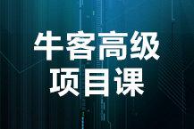 牛客网中高级项目课程 C++,Java,Python基础编程语言入门到精通视频教程
