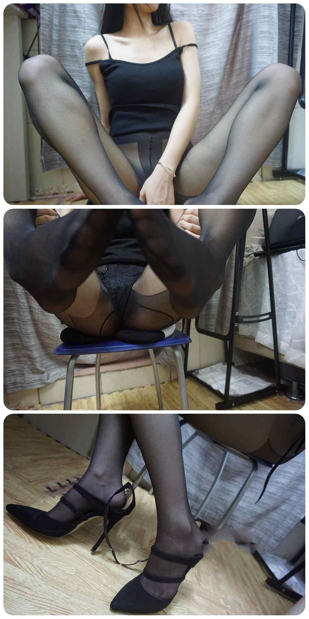 宛如福利 - 黑丝美臀长腿系列(53P+5V/327MB)