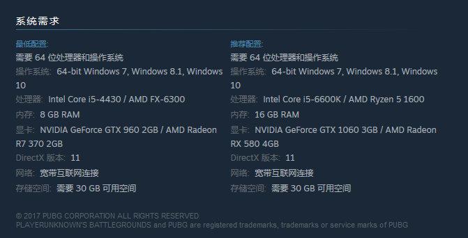 Steam游戏《绝地求生》PUBG限时半价优惠 捡漏福利 第2张