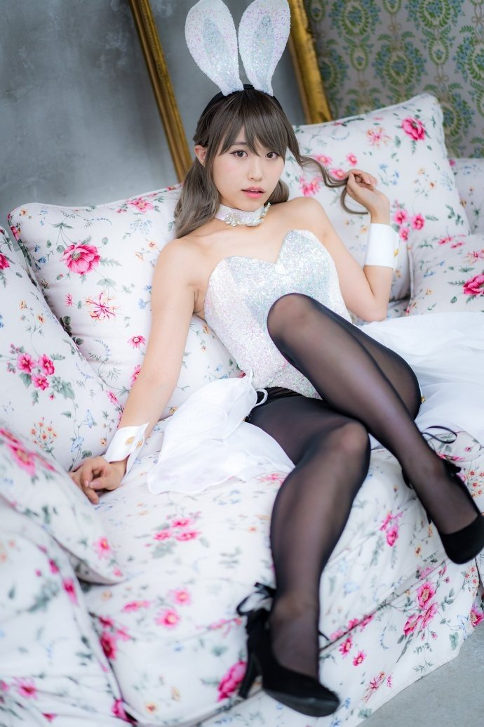 cosplay写真:桥本有菜真空围裙 深田咏美爱酱COS