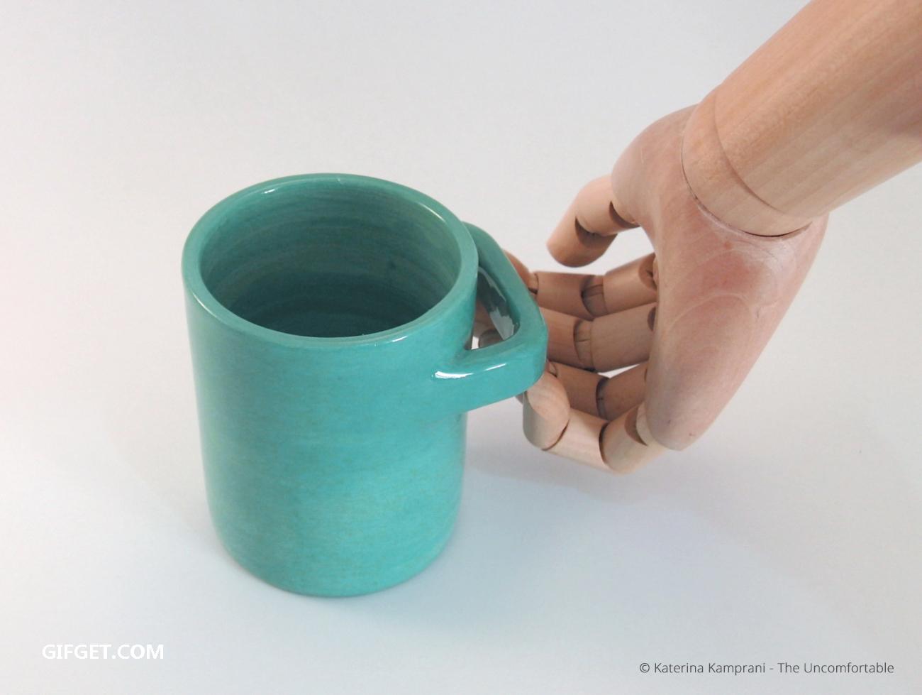 【The Uncomfortable】建筑师Katerina专门设计反人类的用具 简直是国外版的手工耿 趣事儿 第5张