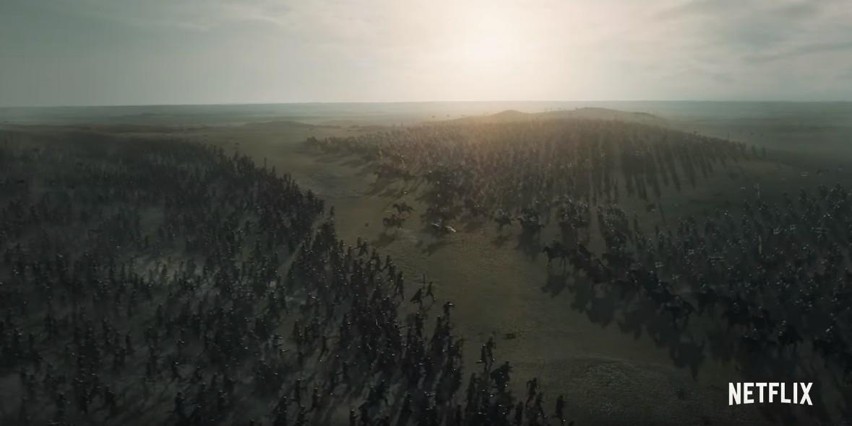 12月20日开播!Netflix真人版《巫师》预告片正式公开,亨利‧卡维尔说了《巫师3》里经典台词!插图(11)