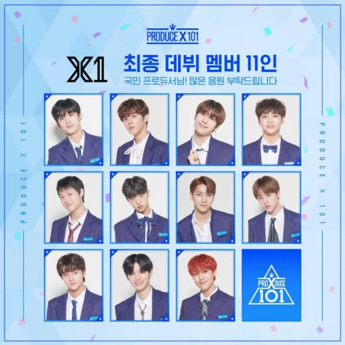 韩媒爆CJ ENM和X1成员秘密见面商讨解散问题,成员们意见不一插图4