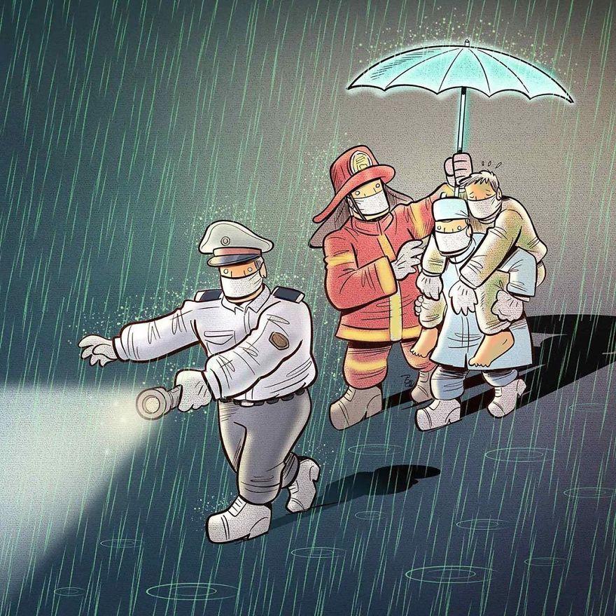 【清明祭】致敬英雄,缅怀同胞插图7