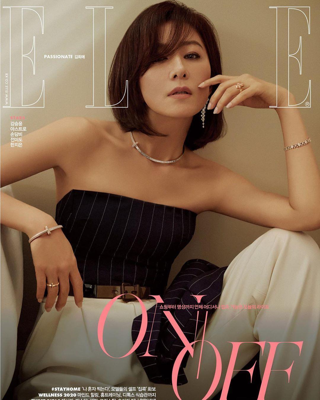 韩国冻龄美女演员当道!除了《夫妻的世界》金喜爱外还有她们!插图(3)