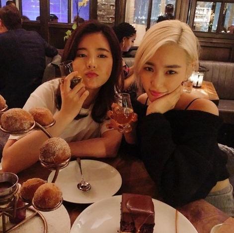 因新冠疫情影响! Tiffany不能飞到韩国替Sunny庆生,Tiffany居然在游戏中做了这件事!插图3